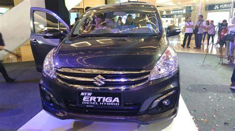 Diesel Bandung suzuki luncurkan new ertiga diesel hybrid di bandung