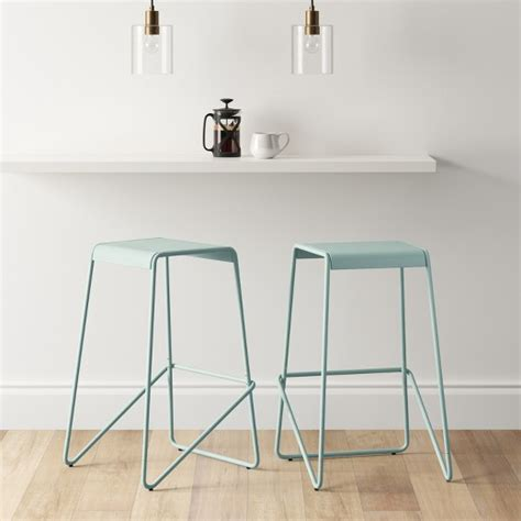 mint green counter stools you re going to want everything in target s new home line