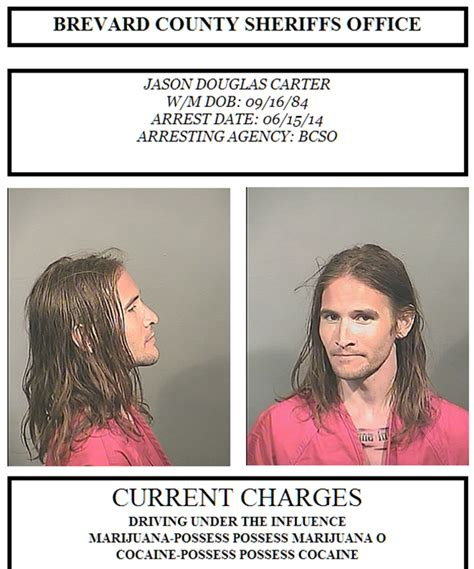 Brevard County Florida Arrest Records Arrests In Brevard County June 16 2014
