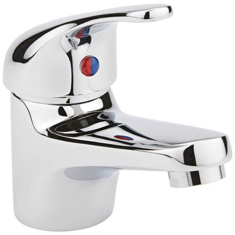 bathroom basin taps uk milano encore single lever mono basin mixer tap with waste
