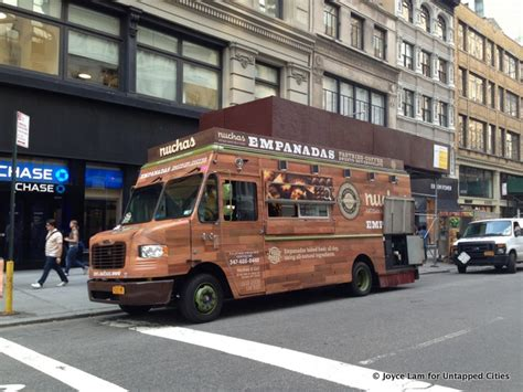 Food Truck Floor Plans what s it take to become a food truck vendor in nyc