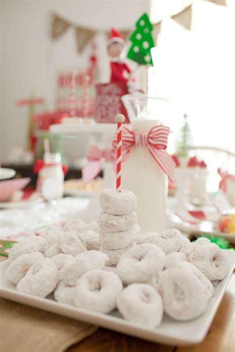 polos d navidad nios desayuno de navidad bienvenidos al polo norte fiestas y