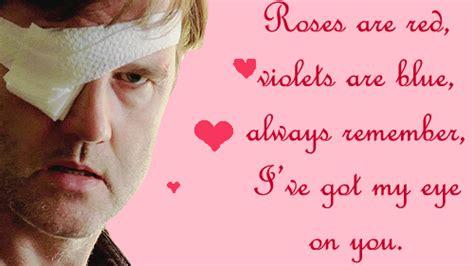 Walking Dead Valentine Meme - nik at nite the walking dead quot the suicide king quot