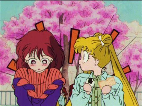 2 In 1 Salermoon japanese dvd screenshot sailor moon r episode 51 natsumi and usagi sailor moon news