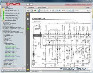 toyota hiace wiring diagram stereo toyota automotive wiring diagram
