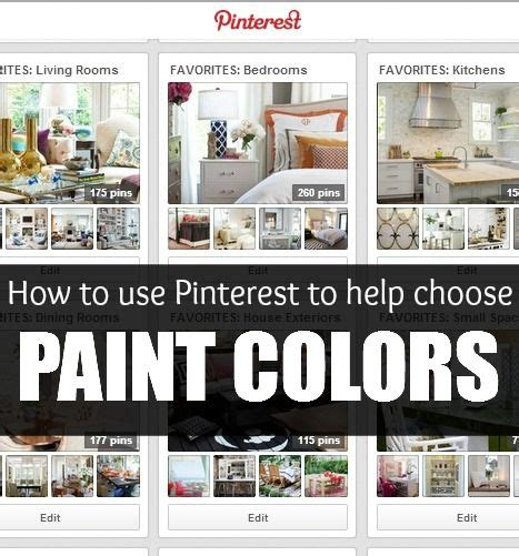 choose the perfect paint color how to use pinterest to help you choose the perfect paint