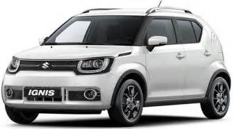 Suzuki Price Second Maruti Suzuki Ignis Specifications Expected Price