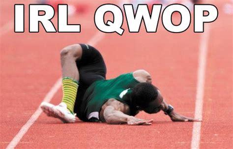 Qwop Meme - qwop know your meme