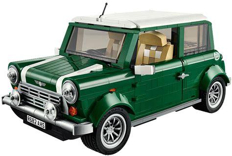 mini settee lego announces classic mini cooper kit motoringfile