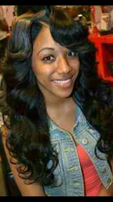 Invisible Part Sew In Weave Hairstyles by Invisible Part Sew In Weave Hairstyles Www Pixshark
