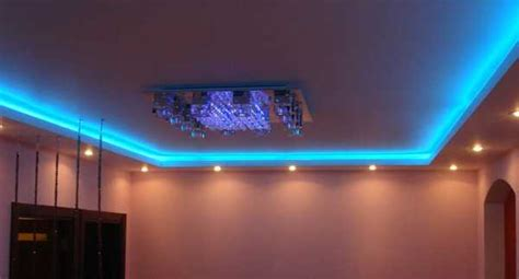 30 Glowing Ceiling Designs With Hidden Led Lighting Fixtures Led Light Ideas