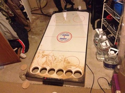 diy air hockey table 36 best images about olympics on