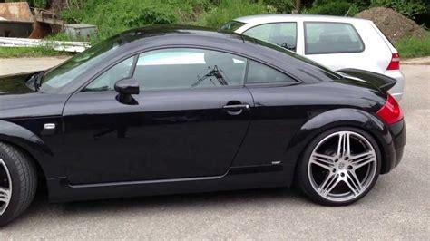 Audi Tt 8n Auspuffanlage by Audi Tt 3 2 Quattro Sound Edel01 Klappen Gesteuerte