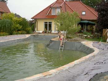 Terrassen Selber Bauen 2004 by Einen Schwimmteich Selbst Bauen