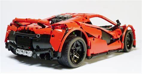 lego technic car lego technic rc supercar the lego car