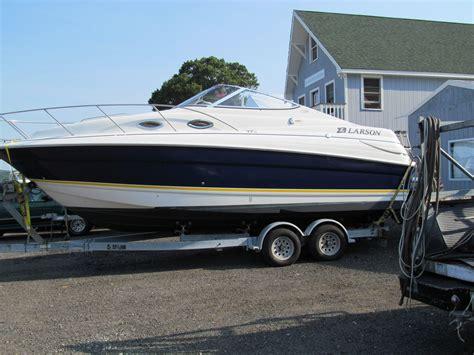larson boats cabrio 240 2005 larson cabrio 240 power boat for sale www