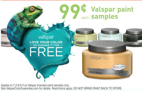 lowe s valspar paint sles 0 99 simplee thrifty