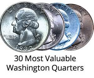 most valuable quarters