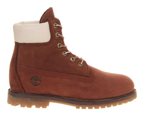 Boots Timberland Premium Size 10w Second 1 timberland premium 6 boots bordeaux ankle boots