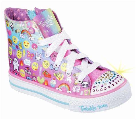 Skechers twinkle toes emoji collection by skechers bbb