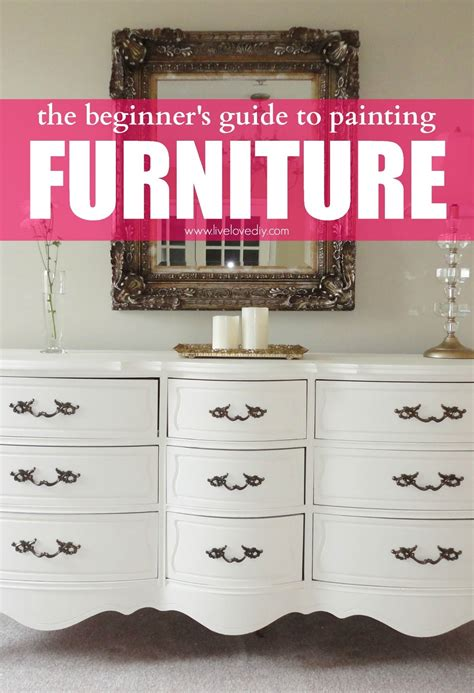 How To Paint A Wood Dresser by Livelovediy 10 Home Improvement Ideas How To Make The Most Of What You Already
