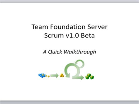 team foundation server process templates almday session 5 opsummering martinesmann channel 9