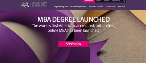 Tuition Free Mba by International Education News L The Pie News L Uopeople