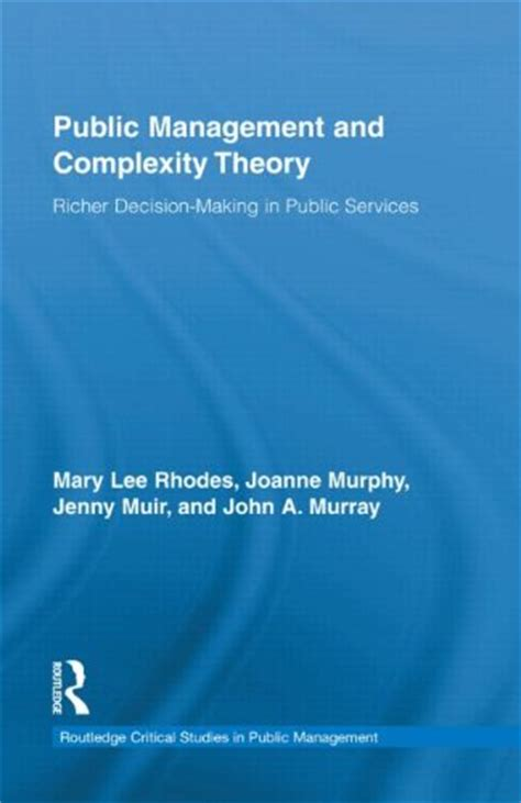 armchair theorizing review of rhodes mary lee murphy joanne muir jenny and murray john a public