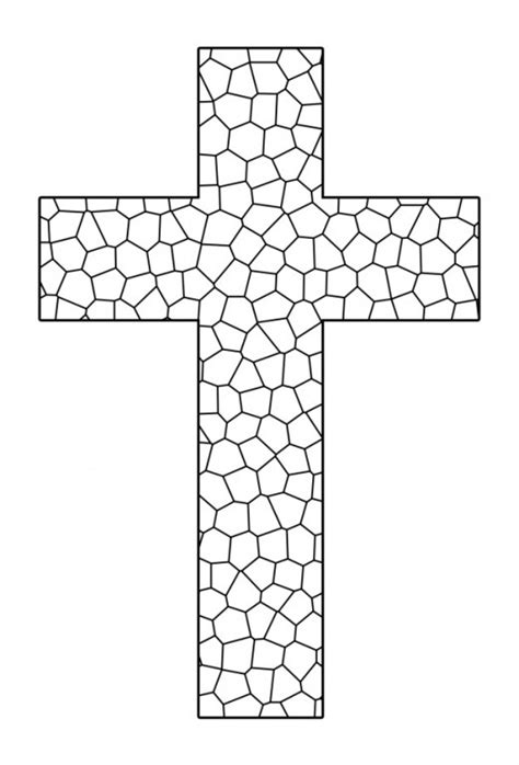 coloring pages for adults crosses free printable cross coloring pages