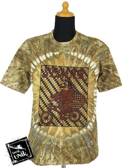 Baju Kaos Arabic 3 Size M baju batik kaos etnik motif pelangi wayang warna size xl kaos murah batikunik