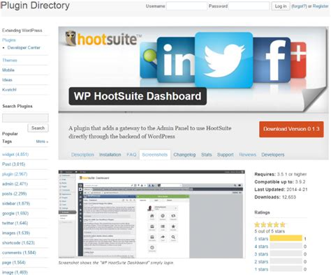 elegant themes facebook how to post to facebook from wordpress elegant themes blog