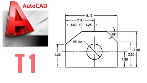 autocad tutorial guide autocad tutorial 1 youtube