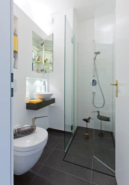 Sehr Kleines Badezimmer Einrichten by Sehr Sehr Kleines Bad Modern G 228 Stetoilette Hamburg