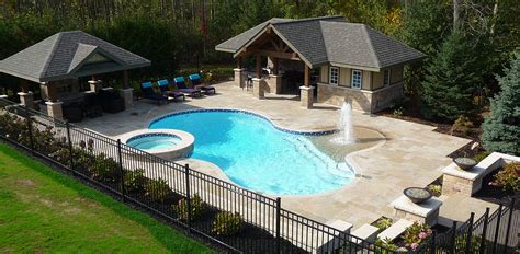 Houses For Sale With Inground Pool by Oasis Pools Ltd