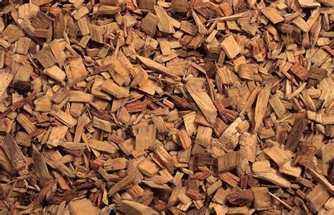 landscaping wood chips images