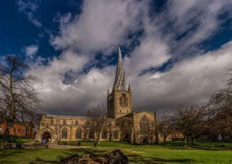 10 reasons to visit chesterfield derbyshire places of
