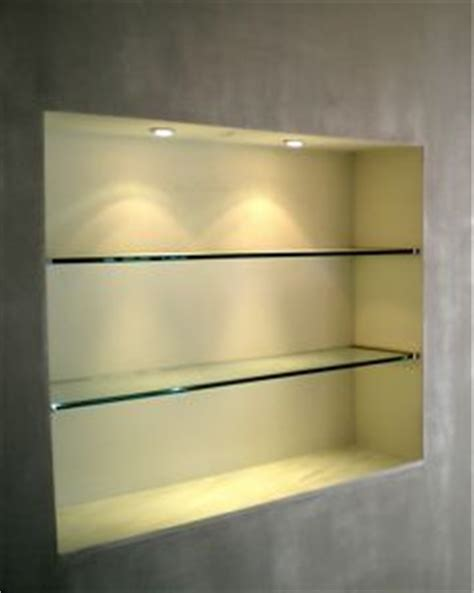 In Wall Shelves Clear Vue Glass Durham Chapel Hill Raleigh Nc