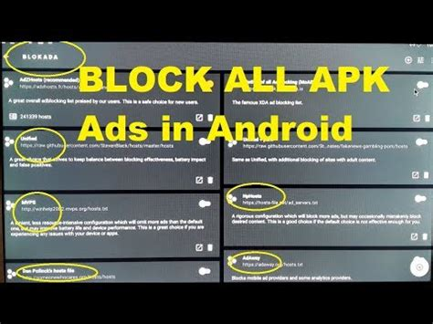 block ads  amazon fire stick  android tv box
