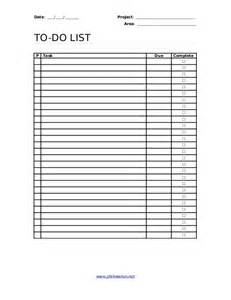Simple To Do List Template by Simple To Do List Philnewton Net