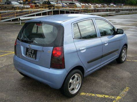 Kia Picanto 2005 Review Used 2005 Kia Picanto Photos 1 1 Gasoline Ff Automatic
