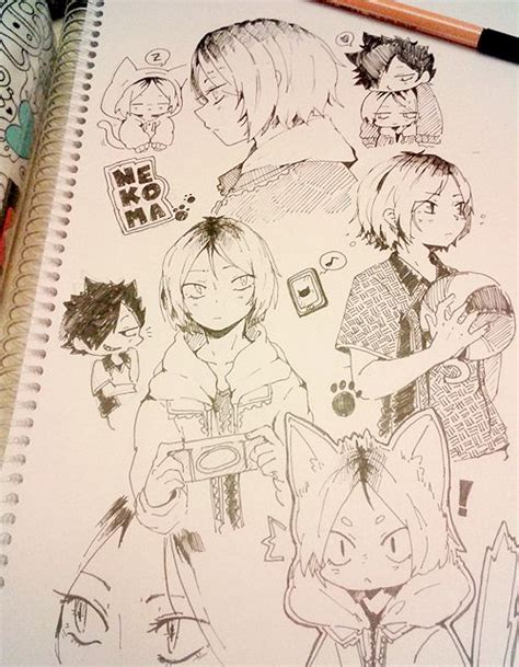 X Character Sketches by 25 Best Ideas About Anime Sketch On