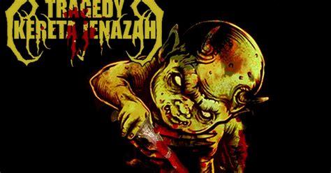 Kaset Cd Senam Aerobik Funky Beat tragedy kereta jenazah album lagu funky rock screamo heavy metal progressive