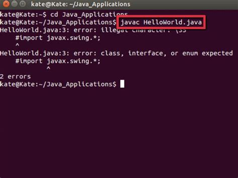 howto jdk linux how to create your first java program on ubuntu linux 34