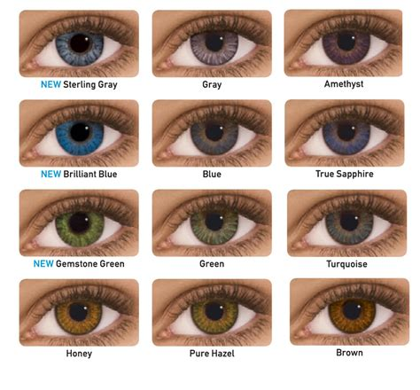 light blue color contacts for dark eyes colored contacts for brown eyes eyecandy s