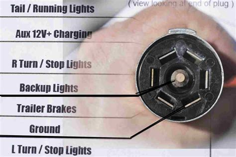 how to upfitting an equipment trailer with back up lights