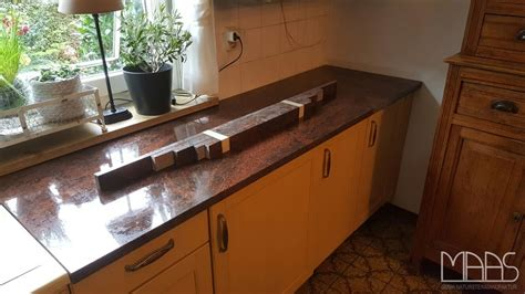 k 252 chenarbeitsplatte rot dockarm - Küchenarbeitsplatte Rot