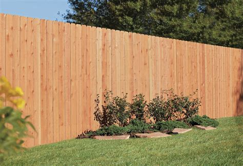 diy hillside fencing  stepped rails   home depot