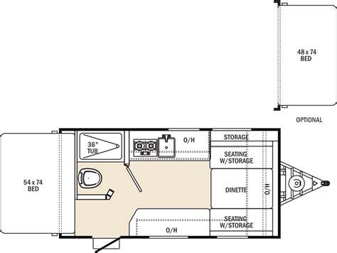 trail lite trailers floor plans access rv