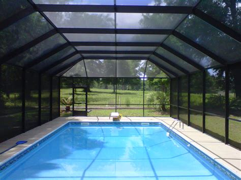 enclosed pools pool enclosures usa estimating pool enclosure costs