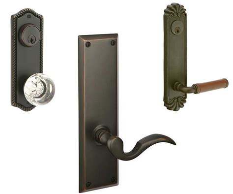 Door Knob Accessories by Home Accessories Emtek Door Knobs With Various Models